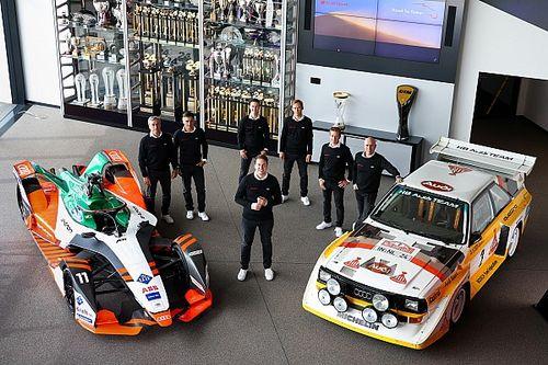 Audi, Dakar Rallisi için Peterhansel, Sainz ve Ekstrom'le anlaştı