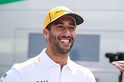 """Ricciardo wants to be in """"prime spot"""" for 2024 F1 title challenge"""