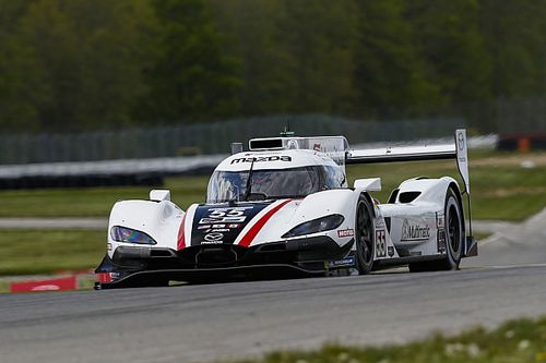 Mid-Ohio IMSA: Tincknell takes shock pole for Mazda