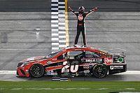 NASCAR: Bell bate Logano no misto de Daytona e vence pela primeira vez na Cup