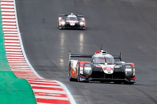WEC announces success handicaps for Spa race