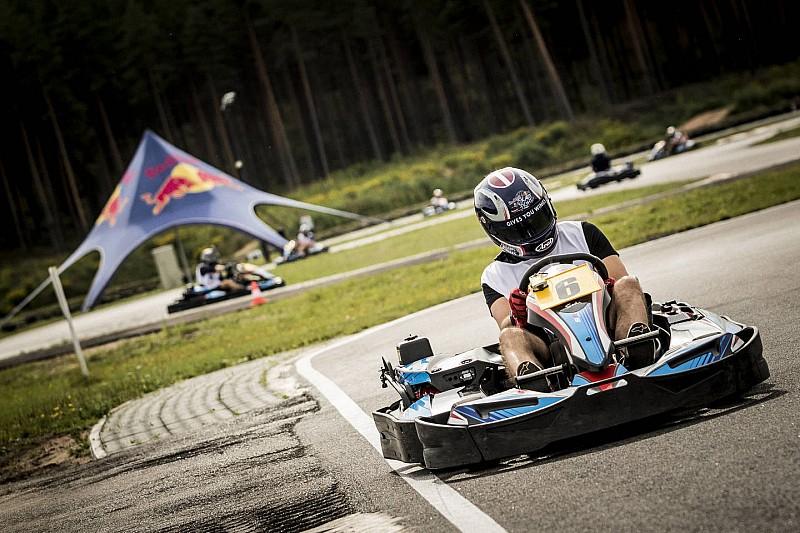 Завтра стартують регіональні фінали Red Bull Kart Fight