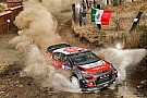 WRC WRC Rallye Mexiko: Kris Meeke nach verkürzter Etappe 1 in Führung