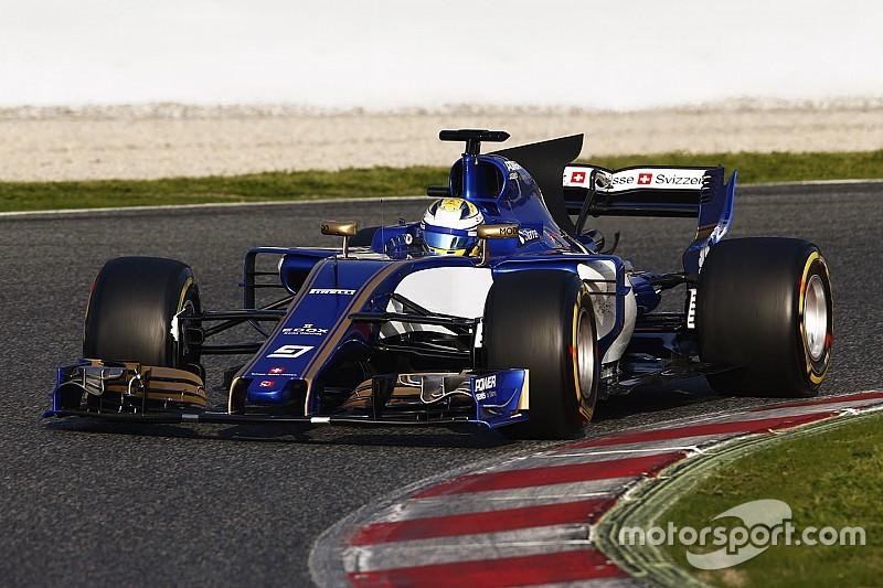 """F1-Testpilot: """"Der Sauber C36 ist das schlechteste Formel-1-Auto 2017"""""""