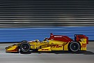 IndyCar Hunter-Reay tops IndyCar's crash-filled test session