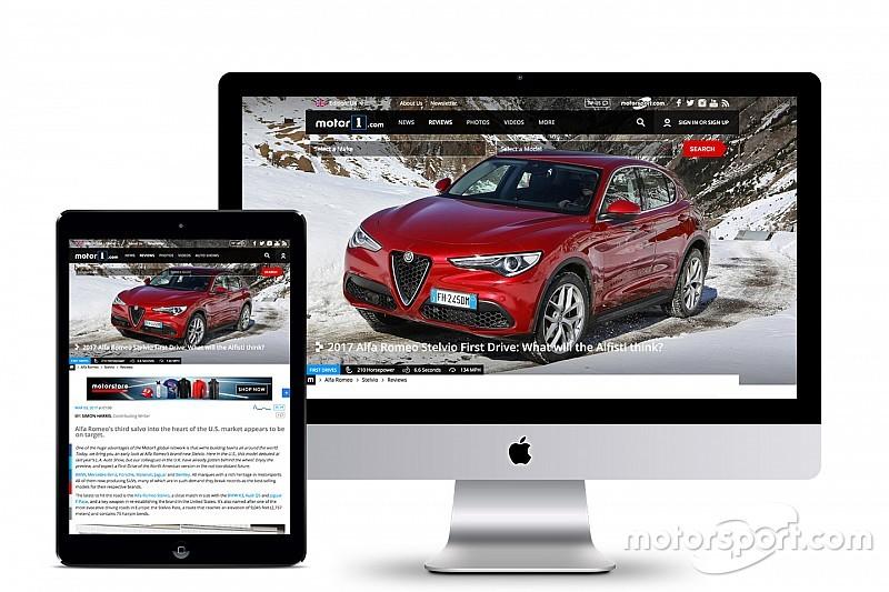 Motor1.com lance son édition au Royaume-Uni