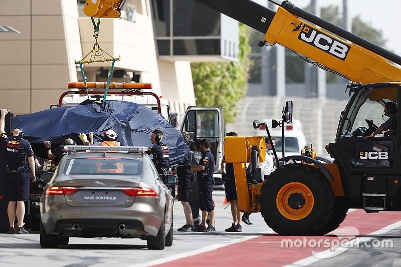 """Hamilton volt a leggyorsabb a """"döcögős"""" bahreini tesztnapon"""
