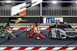 F1 Noticias Motorsport.com 'Los Minis' y Motorsport.com se unen para la temporada 2017 de F1 y MotoGP