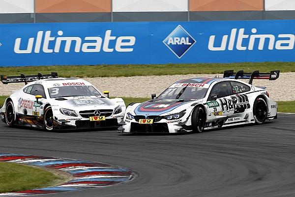 DTM Réactions Un week-end difficile pour BMW sur le Lausitzring