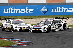 DTM Breaking news Blomqvist's DTM season