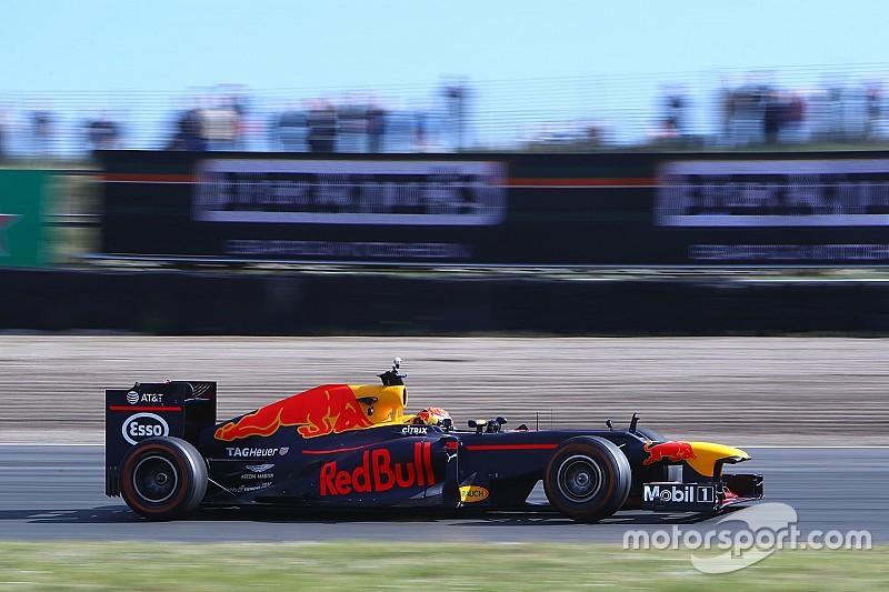 Van Oranje over F1 GP Zandvoort: