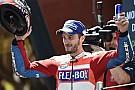 La llegada de Lorenzo sólo ha tenido cosas buenas para Dovizioso