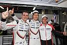 WEC WEC Fuji: Hartley en Bamber scoren pole met Porsche
