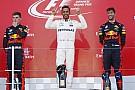 Гран Прі Японії: Хемілтон виграв гонку, Феттель зійшов на старті