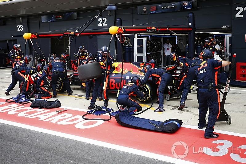 Verstappen dice que el podio estaba fuera de alcance