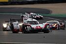 WEC responds to Porsche's