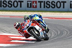 MotoGP Actualités Lorenzo : Ça n'était pas parfait, mais on progresse très vite