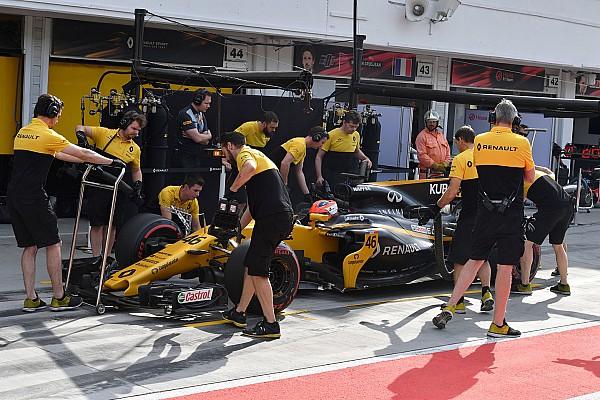 Renault F1: