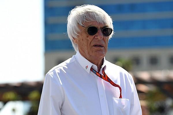 Formule 1 Nieuws Ecclestone vindt maatregelen voor F1-motoren 2021 te duur