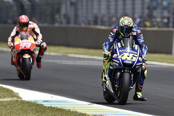 MotoGP Yamaha espera piezas para el test de Brno; Ducati se lo piensa