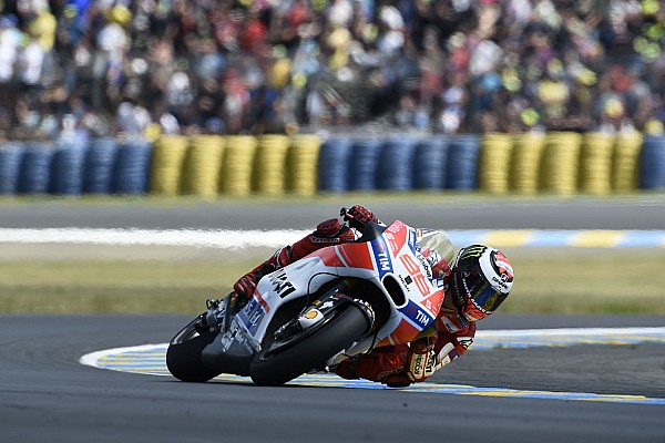 "MotoGP Lorenzo saved ""difficult situation"" with sixth at Le Mans"