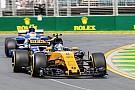 Jolyon Palmer: Crash im F1-Training in Melbourne