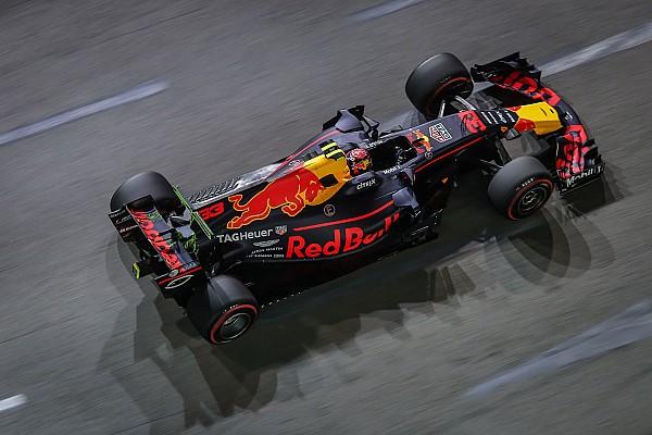 Formel 1 Singapur 2017: Verstappen knapp vor Vettel
