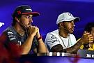 Hamilton espère qu'Alonso aura la F1 pour jouer la gagne en 2018