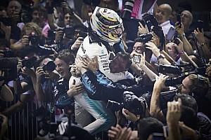 Формула 1 Аналитика Анализ: как Хэмилтон победил в гонке, в которой у него не было шансов