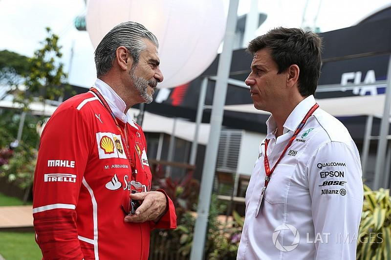 Mercedes patronu Wolff, Ferrari ve Vettel'in hüznünü anlıyor