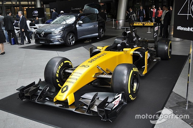 F1のDNAを受け継いた新型ルノー・メガーヌが発表