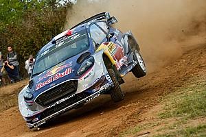WRC Preview Les horaires de toutes les spéciales du Rallye d'Espagne