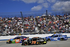 NASCAR Cup Special feature NASCAR Roundtable: Looking back on the Round of 16