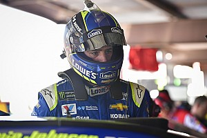 NASCAR Cup Preview If Johnson is feeling the playoff pressure, it doesn't show