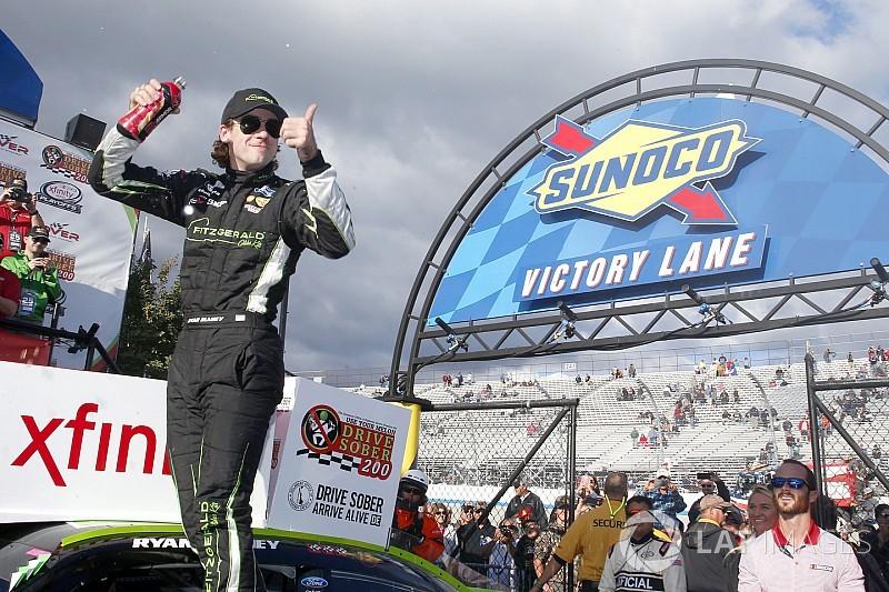Ryan Blaney dominates NASCAR Xfinity Series race at Dover
