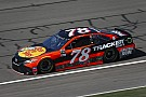 NASCAR Cup Truex wins second stage of Auto Club 400