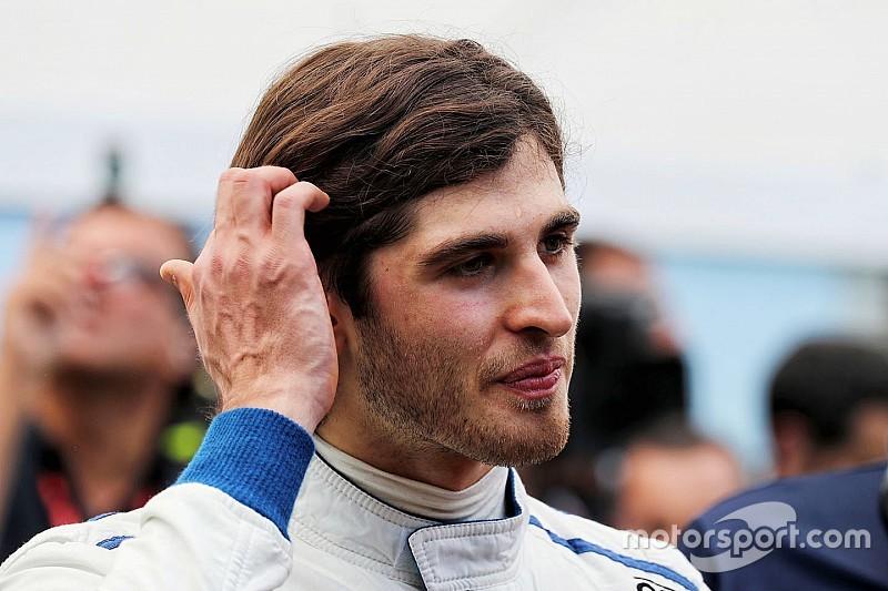 Джовинацци назвал свой дебют в Ф1 важным днем для Италии