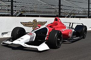 IndyCar 速報ニュース 【インディカー】18年仕様新型エアロキット、インディアナポリスで公開