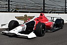IndyCar IndyCar unveils 2018 car ahead of Honda and Chevy test