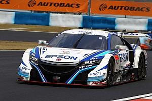 Super-GT Rennbericht Super-GT: Baguette/Matsuura siegen bei 1.000 km Suzuka 2017