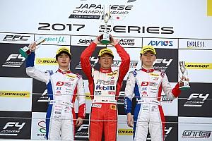 FIA-F4選手権 速報ニュース 【FIA-F4】第4戦富士:宮田莉朋がポールから連勝。富士ラウンドを制す