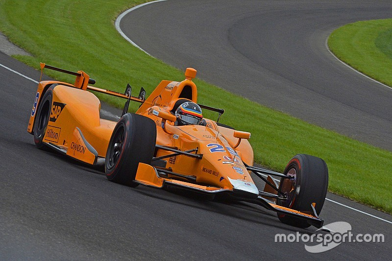"Alonso on the Indy 500: ""I'm going to enjoy it massively"""