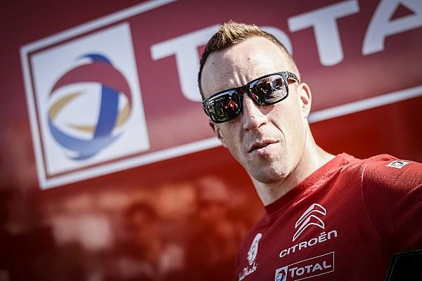 WRC 速報ニュース 【WRC】シトロエン、ミークに代わりミケルセンを次戦ポーランドで起用