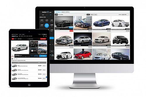 """""""موتور1.كوم"""" يُقدّم ميزة لشراء السيارات عن طريق الإنترنت"""