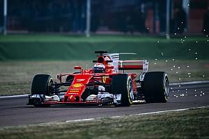 Újabb remek fotók érkeztek a 2017-es Ferrari SF70H-ról