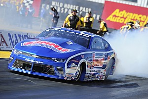 NHRA Qualifying report J. Force, Schumacher, Line and Krawiec lead qualifying Friday at Gainesville Raceway