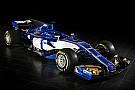 F1 Sauber desvela su coche para 2017