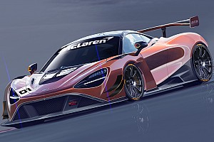 GT Ultime notizie La nuova McLaren 720S GT3 arriverà nel 2019