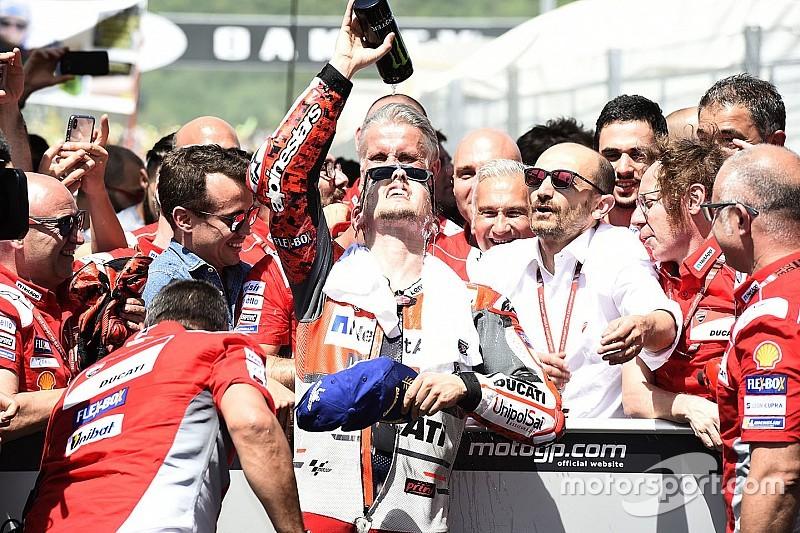 """Domenicali: """"La etapa de Lorenzo en Ducati fue muy positiva, una buena inversión"""""""