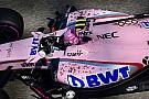 Formule 1 Force India maakt testrooster bekend, vier coureurs actief